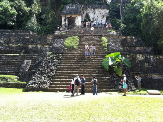 Lemurian Awakening in action – Autumn Equinox in Palenque – September 21-26, 2011