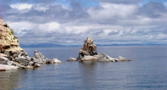 Adama & KyraNamu: Returning the Disc – Divine Balance Ceremony, Lake Titicaca 11/11/11