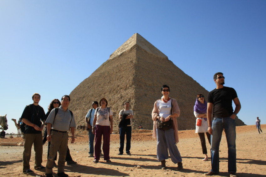 Lemurian Reactivation Tour to Egypt – November 9-24, 2009