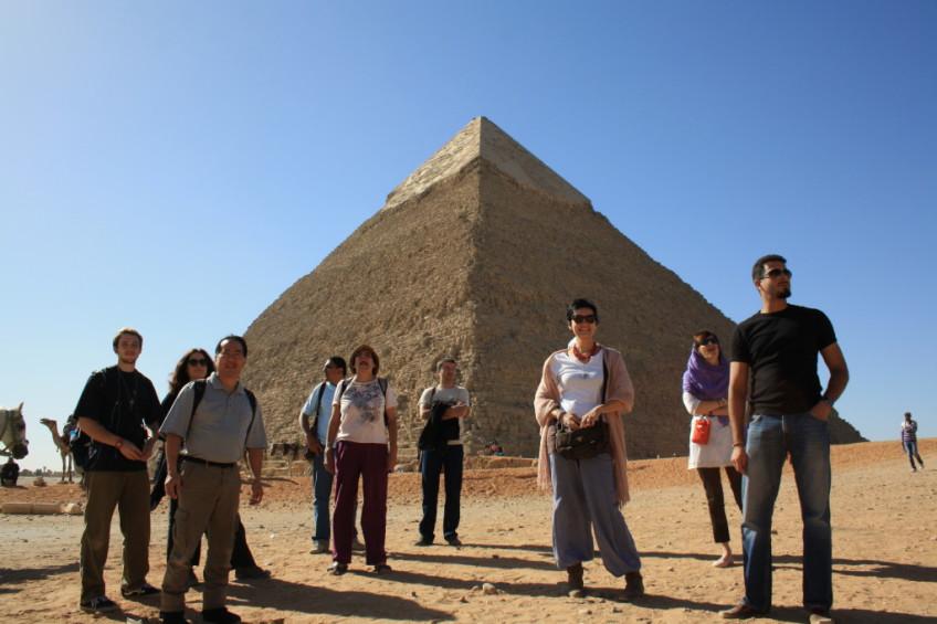 Lemurian Reactivation Tour to Egypt – November 9-24, 2009