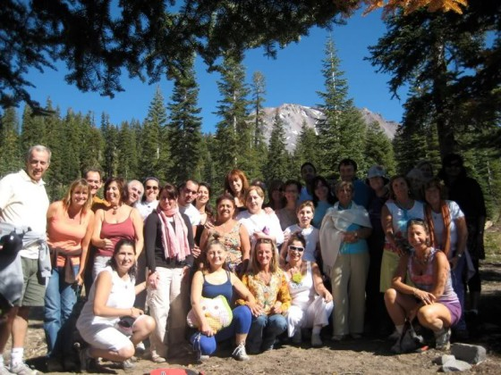 Lemurian Retreat on Mt Shasta – September 24-26th,2009