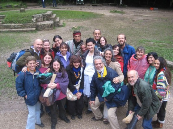 Third Worldwide Lemurian  Reactivation Ceremony – Palenque – Mexico, January 7-13th,  2010
