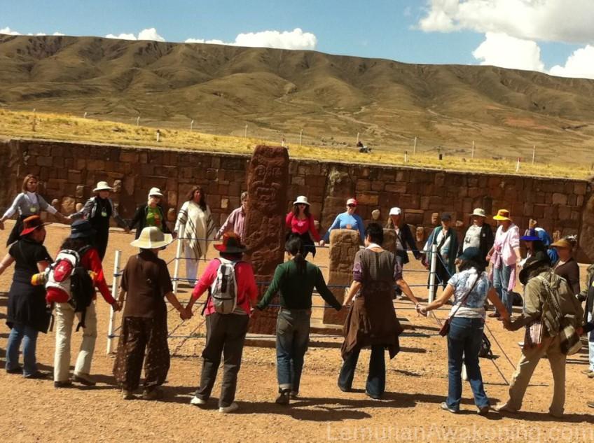 Lemurian Awakening Workshop – Lake Titicaca, Bolivia, February 17-21th, 2010