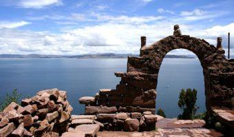 Crystalline Journey to Lake Titicaca